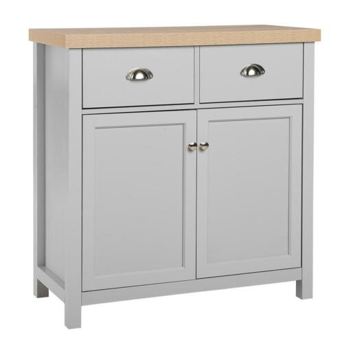 Beliani CLIO - Commode - Spaanplaat - Wit