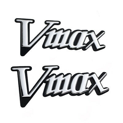 3D Raise Universal Emblem Stickers Badge Decals for VMAX 1200 VMAX Motorcycle