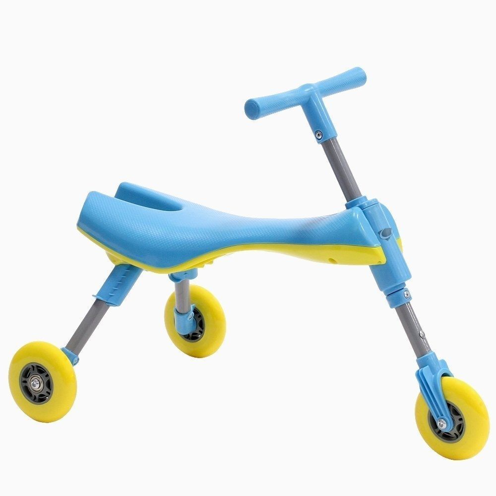 Fly Bike Foldable Indoor Outdoor Glide Tricycle