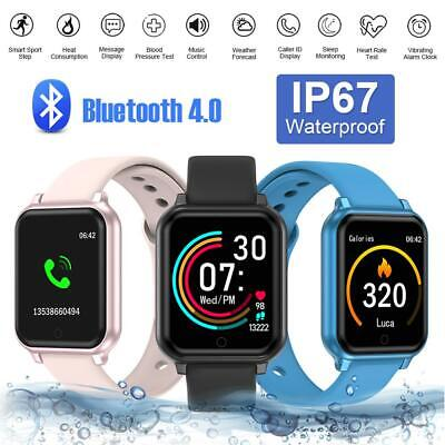 UK Sports Activity Tracker Fitness Smart Watch IP67 Fit bit style Fast Shipping