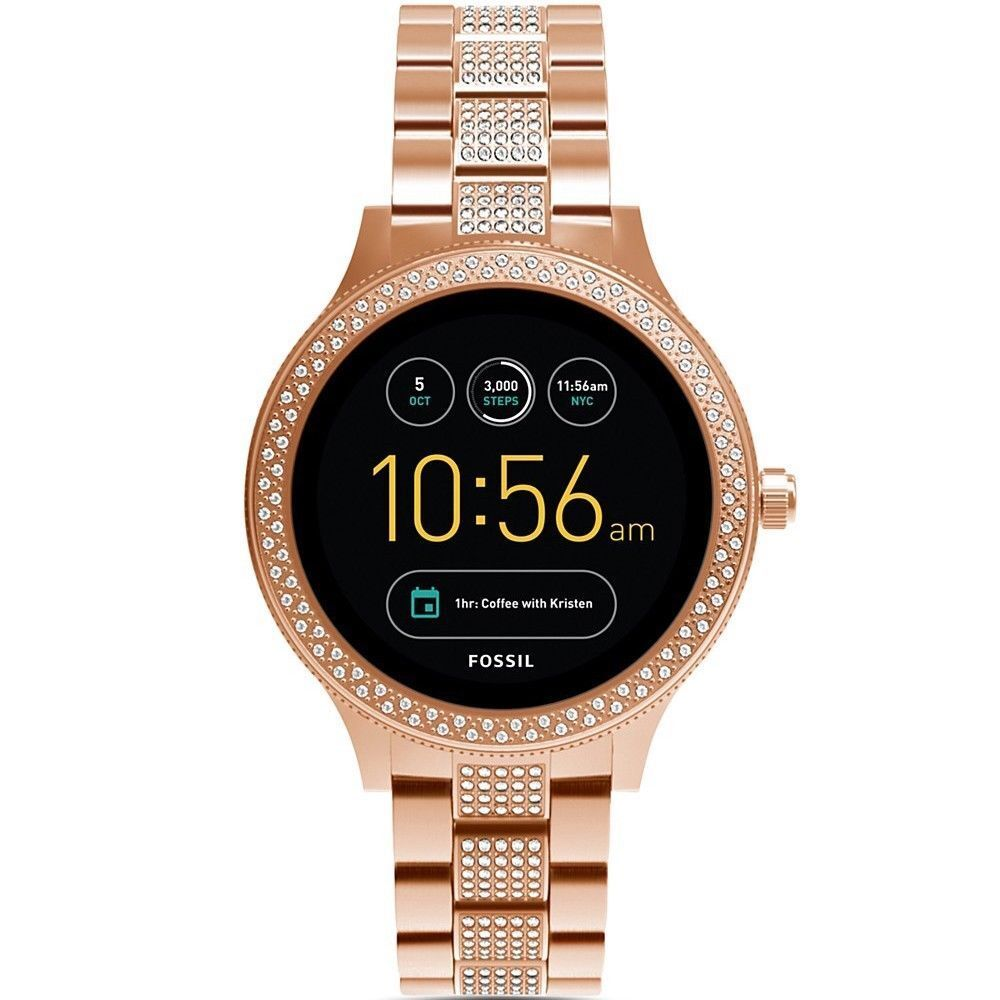 Fossil - Q Venture Gen 3 Smartwatch 42mm Stainless Steel - R