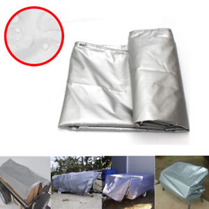 SUN SHADE RAIN COVER FOR CHICKEN RUN WATERPROOF POULTRY COOP DUCK CAT PET CAGE