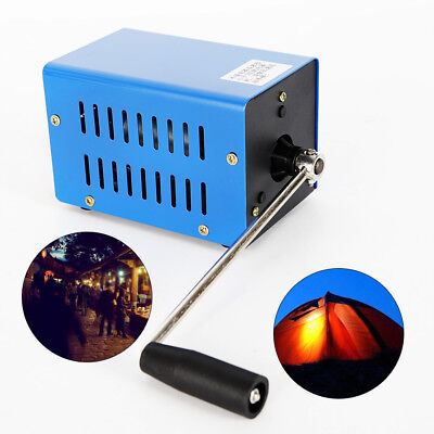 Hand Crank Power Generator - USB Hand Shake Crank Power Generator Emergency Phone Charger Camping Survival !!