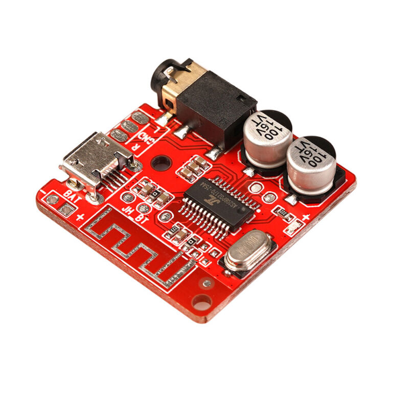 Audio Receiver Module Bluetooth MP3 Decoder Board Stereo Digital Power