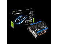 Gigabyte Windforce GTX 960 OC 4GB RAM GPU - BOXED