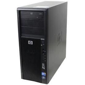 i7 gaming PC, 8gb RAM, GTX 750ti (upgrade options) Win 7