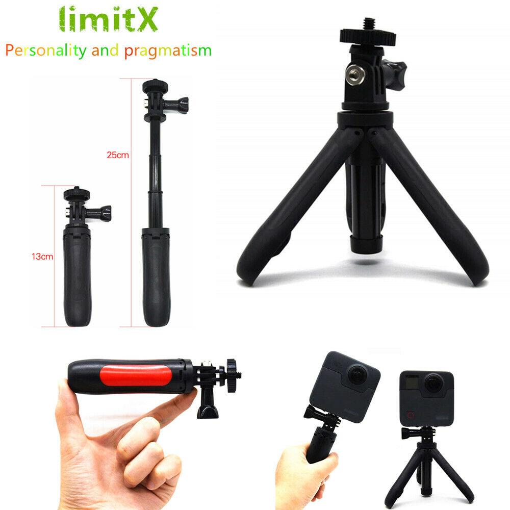 Handheld Mini Stativ Selfie Stick Erweiterbar Einbein für Sport Action Kamera