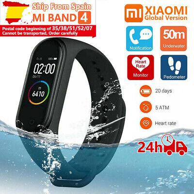 Original Xiaomi Mi Band 4 Waterproof Touch Screen Smart Wristband Bracelet Watch