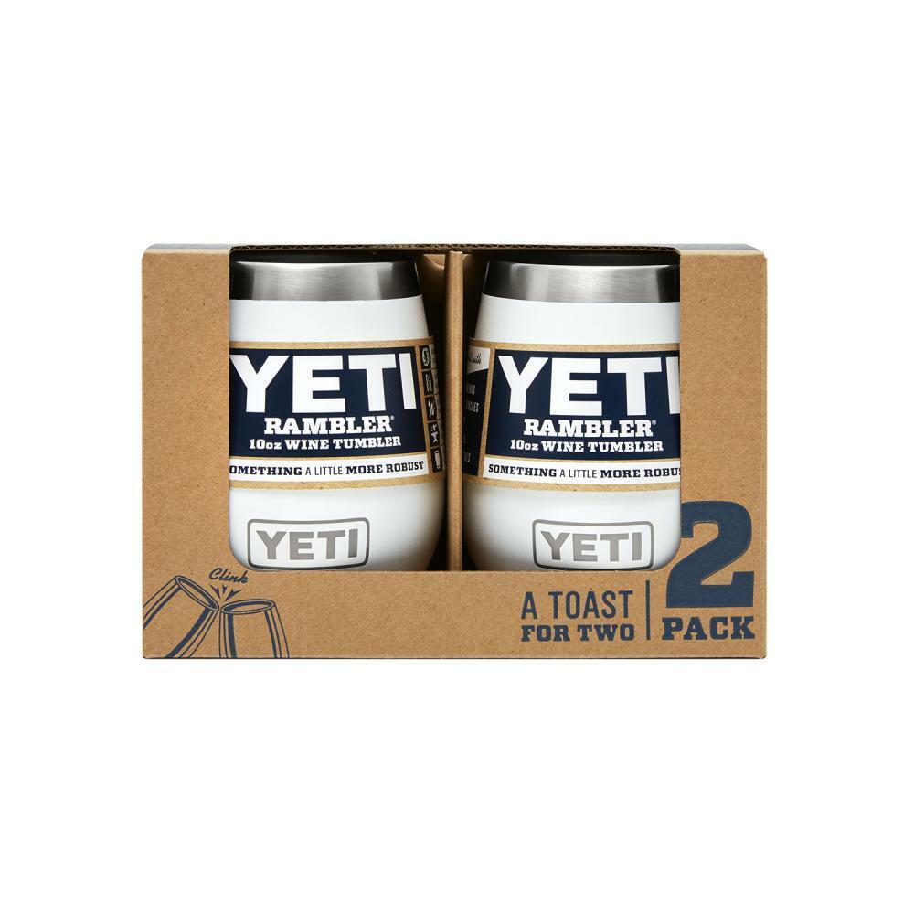 YETI Rambler 10oz Stainless Steel Vacuum Insulated Wine Tumb