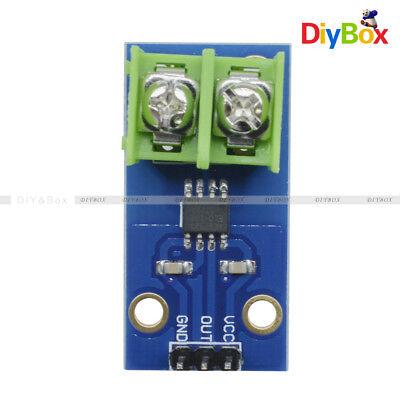 20a Range Current Sensor Module Acs712 Module Arduino Module Acs712t Diy