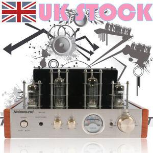 Stereo Tube Power Amplifier Audio Integrated Hybrid Valve Amp 50W /UK Plug /240V