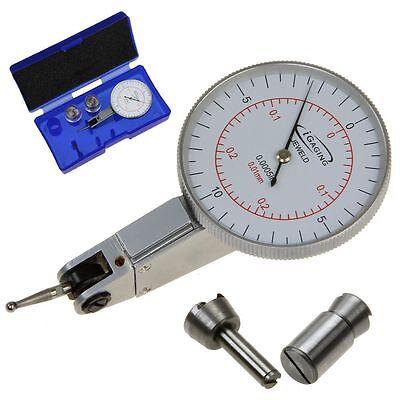 Metric Dial Indicator - iGaging Dial Test Indicator Inch/Metric mm Dual Reading 7 Jewels 0-10-0 0.0005