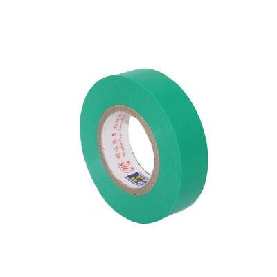 1green Electrical Tape Insulation Tape Pvc Waterproof Tape Width 10mm Long 18m