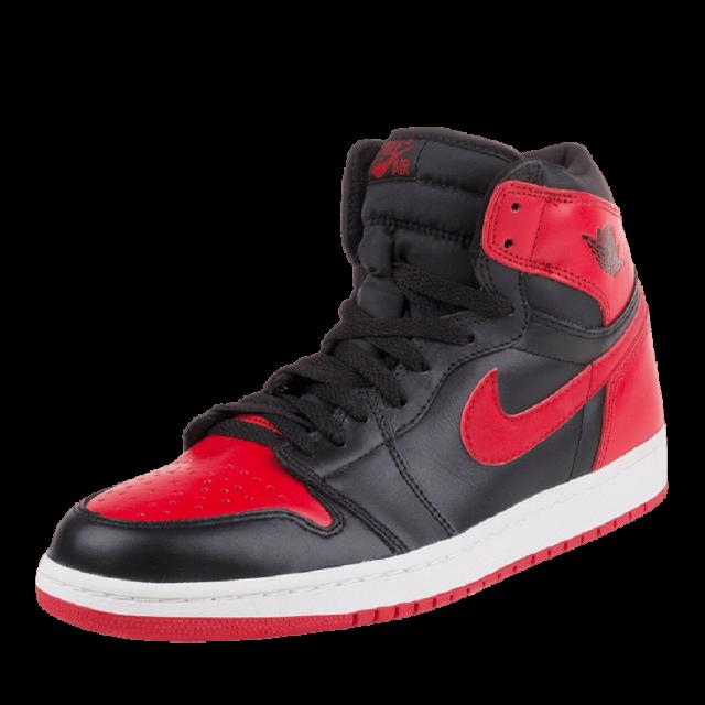 Air Jordan Bred Sneaker