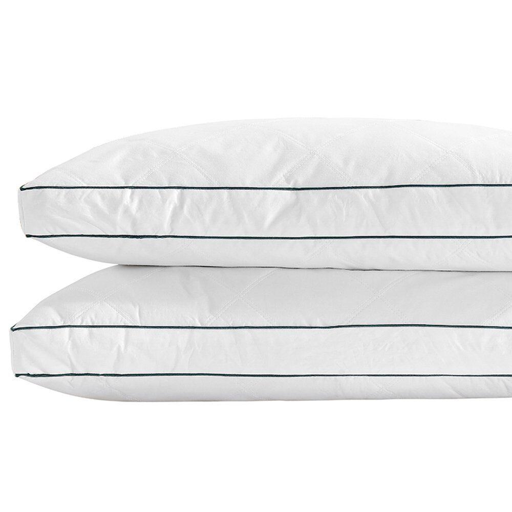 Down Feather Pillows for Sleeping Down Pillow Cotton Pillow