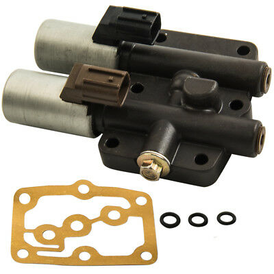 Dual Solenoid Valve - Transmission Dual Linear Solenoid Valve For Honda Accord 4/6 Cyl 1998 - 2006