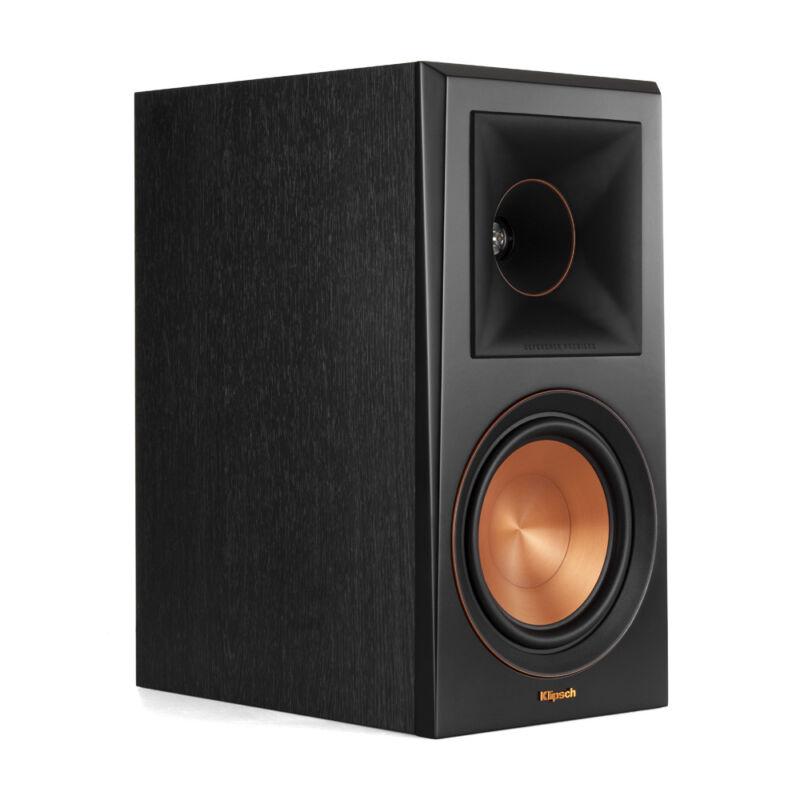 Klipsch Rp-600m Ebony Monitor Speaker - Pair