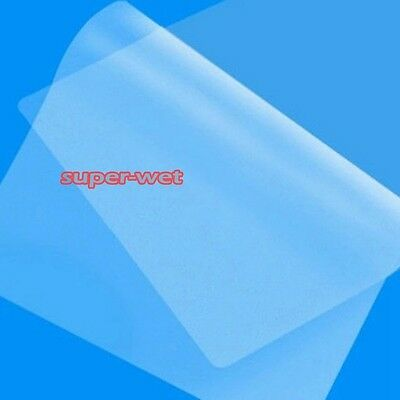 100 X A4 Laminating Laminator Machine Sheets Pouches Sleeves Pockets Office