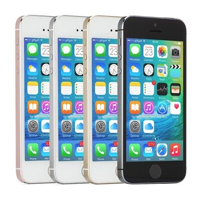 Apple iPhone SE Smartphone Choose Verizon GSM Unlocked T-Mobile AT&T Sprint 1