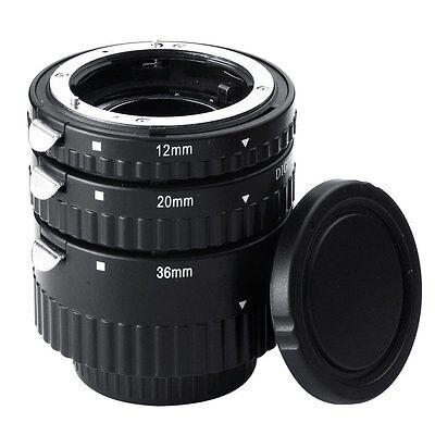 Mcoplus N-AF-B Mount Auto Focus Macro Extension Tube for Nikon D7100 D7000 D5300