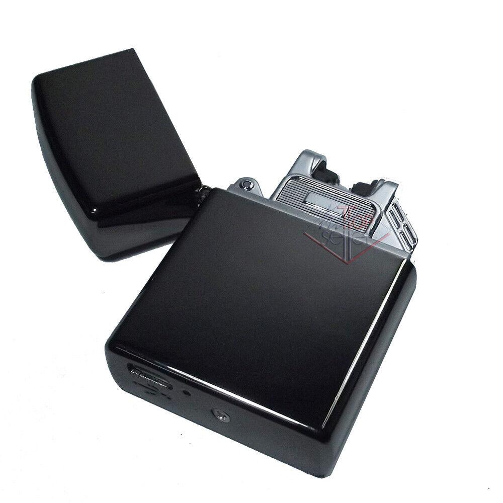 ACCENDINO RICARICABILE USB PLASMA ANTIVENTO ELETTRICO