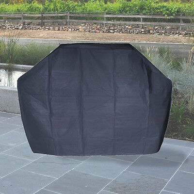 Waterproof BBQ Cover Garden Patio Gas Electric Barbeque Grill Protector CQ5AB