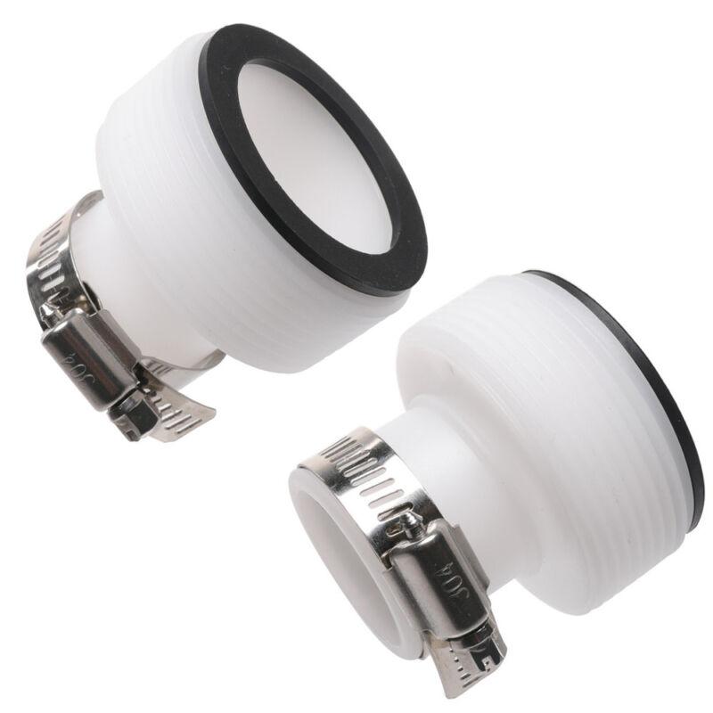 Intex Hose Adapter B Pool 1.25 to 1.5 Pump Parts Conversion Replacement Kit 2set