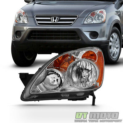 For [Japan Built Model] 2005-2006 Honda CRV Headlight Headlamp Left Driver Side