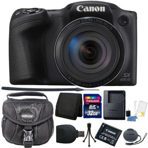 Canon PowerShot SX420 IS 20MP...
