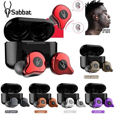 Sabbat E12 Ultra QCC3020 TWS Bluetooth Earphone Stereo Wireless Earbuds w/ Mic