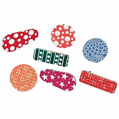 Party Time Metal Noise Makers Noisemakers Happy New Year Party Supply Set 7/PK