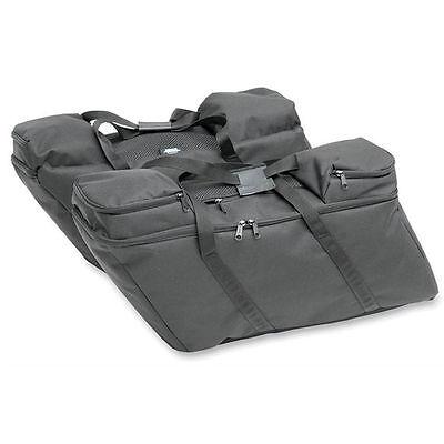 Saddlebag Luggage (Saddlebag Luggage Liners for 1996-2013 Harley Davidson Touring models Exact)