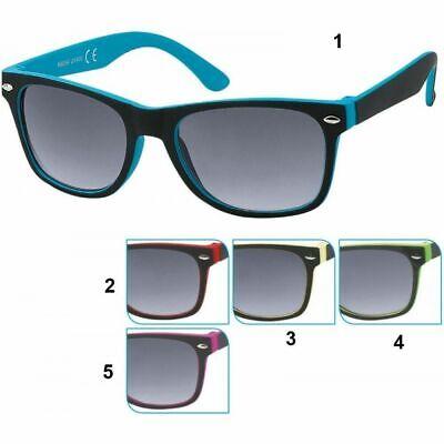 coole Kinder Sonnenbrille Kindersonnenbrille Kost Jungen Mädchen UV400 Kat. 3 CE