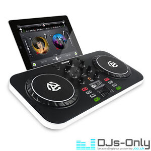 Numark iDJ Live II iPad iPhone iPod DJ Software Controller