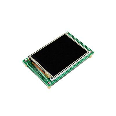 1pcs 3.2 Tft Lcd Module Display Touch Panel Pcb Adapter