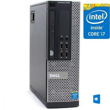 Dell Optiplex 9020 | i7-4790 | 8GB| 1000GB | Factuur | W10