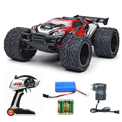 2.4GHz RC Car S-Truck XL Monstertruck Buggy Offroad Auto Elektro Truggy 1:12 RTR