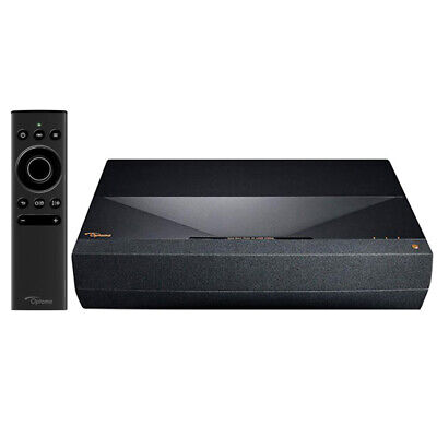 Optoma CinemaX P1 4K UHD 3000 Lumens Home Theater with Integrated Soundbar