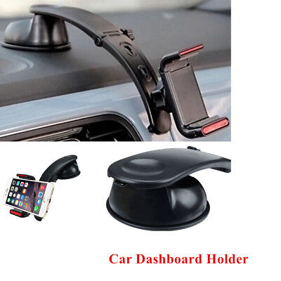 Best View Angle 360°Adjuatable Car Dashboard Holder Mount For GPS PDA Phone (Best Gps Car Mounts)