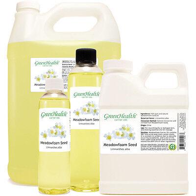 Meadowfoam Seed (Meadowfoam Seed Carrier Oil (100% Pure & Natural) FREE SHIPPING)