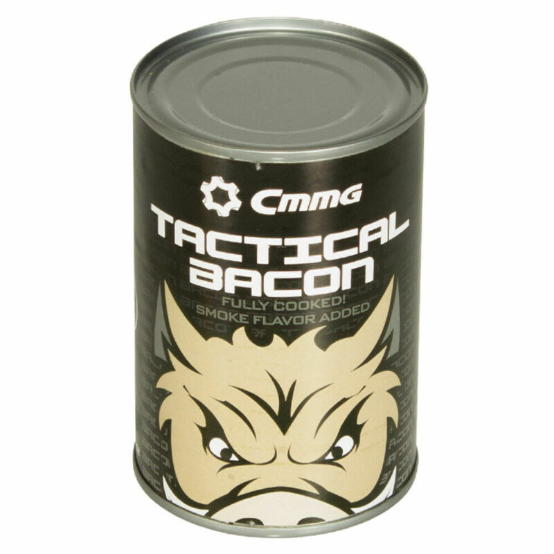 CMMG Tactical Bacon, Fully Cooked, Smoked Flavor, 9 oz - 13401AB