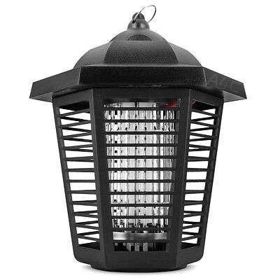 Sandalwood Sw18 Indoor   Outdoor Electric Bug Zapper Water Resistant Fly Insect