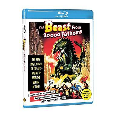 The Beast from 20,000 Fathoms BLU RAY HORROR