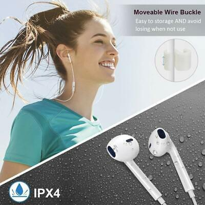 Wireless Bluetooth Headphones Sports PREMIUM Earphones for Samsung iPhone UK