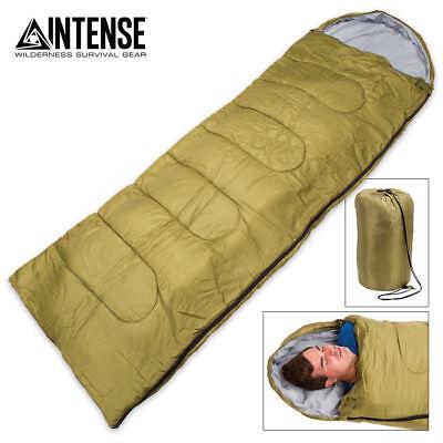 lightweight mummy sleeping bag camping backpacking winter