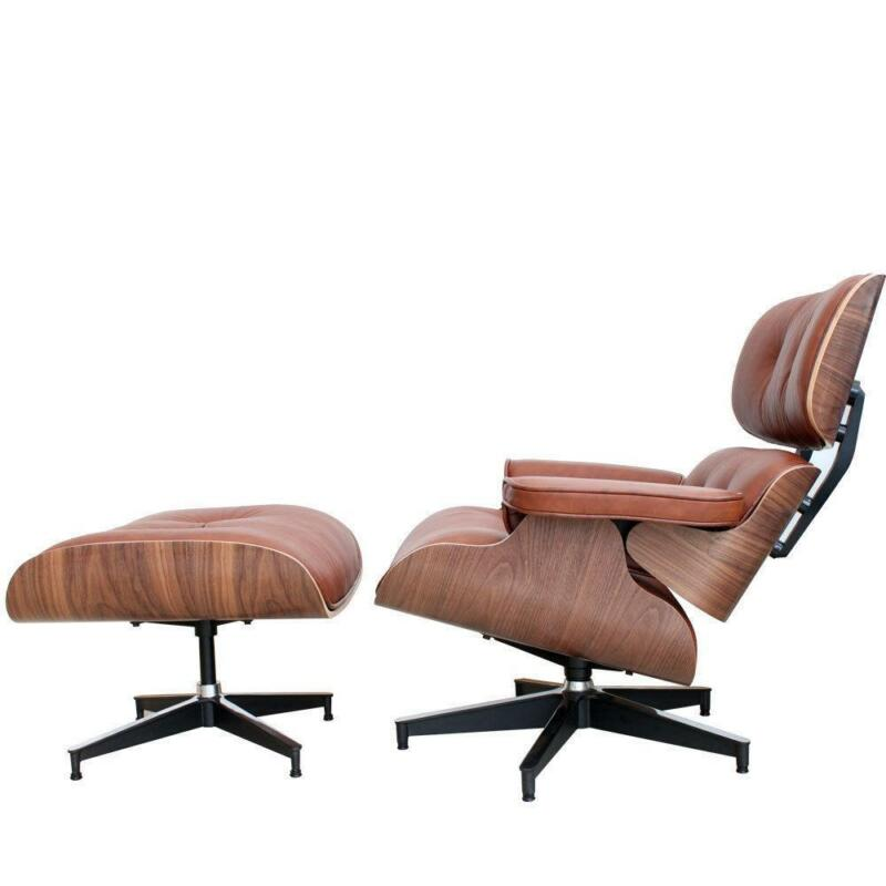 eames lounge chair ebay. Black Bedroom Furniture Sets. Home Design Ideas