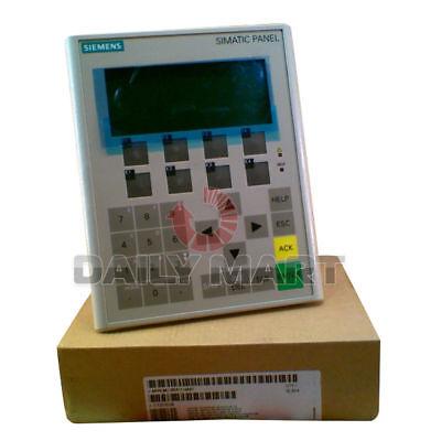 Siemens 6av6 641-0ba11-0ax1 Operator Panel Op77a 4.5 Backlit Lcd Nib Hmi New