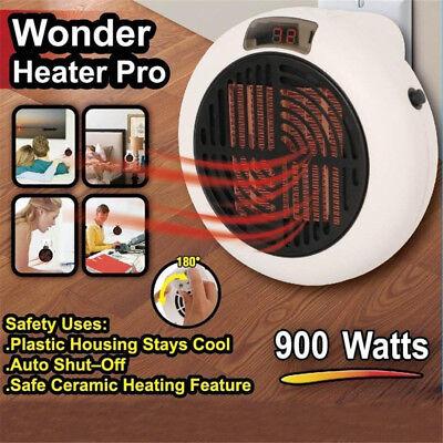 900W Mini Tragbare Heizlüfter Elektrische Keramikheizgerät für Zuhause und