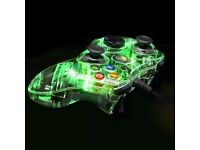 AFTERGLOW WIRED CONTROLLER MICROSOFT XBOX360 XBOX 360 CONSOLE