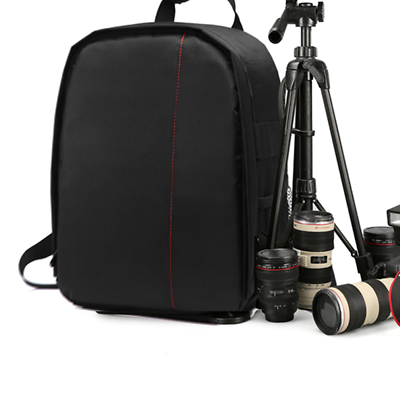 Travor Camera Shoulder Backpack Bag Case for Canon Nikon Sony DSLR & Mirrorless